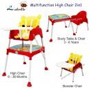 L'abeille - 2in1 High Chair 8850