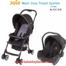 Joie - Juva Travel System Black Ink