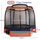 Little Tikes - 7 Foot Trampoline