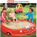 Little Tikes - Cozy Coupe Sandbox