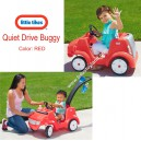 Little Tikes – 2 in 1 Quiet Drive Buggy