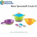 Learning Resources - Cook it!