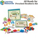 Learning Resources - All Ready For Preschool Kit