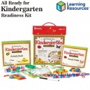 Learning Resources - All Ready For Kindergarten Kit