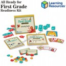 Learning Resources - All Ready For First Grade Kit