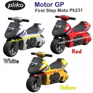 Pliko – Motor GP Ride On pk231