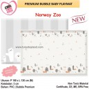 Coby Haus – Premium Bubble Playmat Norway Zoo o