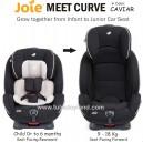 Joie – Curve Caviar Convertible Car Seat
