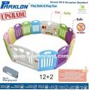 Parklon - Fence Classic 12 + 2 New Upgraded