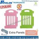 Parklon - Fence Extension Ekstra Panel New Upgraded