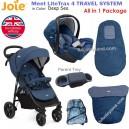 Joie – Meet Litetrax 4 Travel System