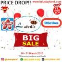 BIG SALE Mainan Maret 2018