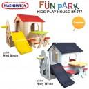 Haenim - Fun Park Kids Play House with Slide HN777