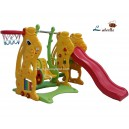 Labeille – Bunny Slide Swing & Grow Activity KC1008