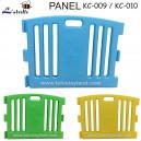 Labeille – Expandable Panel Fence KC010 / KC009