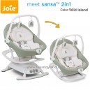 Joie - Meet Sansa 2in1 Glider and Rocker