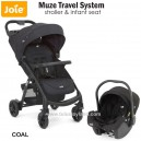 Joie - Muze Travel System Stroller & Infant Seat