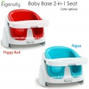 Ingenuity – Booster Seat Baby Base 2 in 1 Seat