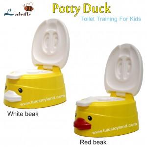 Labeille – Potty Duck Toilet Training