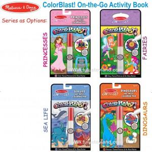 Melissa & Doug - ColorBlast Painting Book
