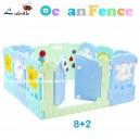 Labeille - Ocean Fence 8 + 2 KC215