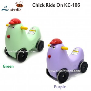 Labeille - Chick Ride On KC-106