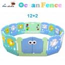 Labeille - Ocean Fence 12 + 2 KC216