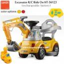 Junior by Child – Mobil Aki Eskavator Remote Control HT-56123