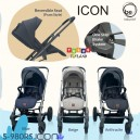 Babyelle – Icon S-980 RS Stroller