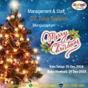 Selamat Hari Natal 2018