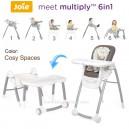 Joie - Meet Multiply 6in1 Highchair