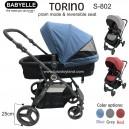 Babyelle - Torino Stroller S802