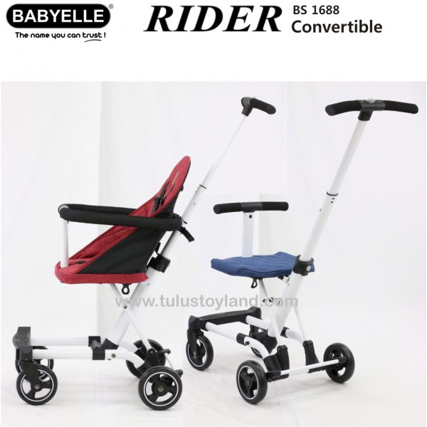 babyelle rider convertible bs 1688