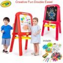 Crayola – Creative Fun Double Easel