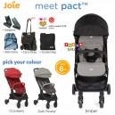 Joie – Meet Pact Single Stroller