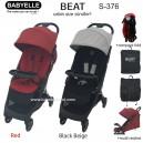 Babyelle  - BEAT Stroller S-376