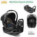 Joie – Meet Gemm Capsule with Base