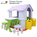 Labeille – Dream House with Table & Chair Set KC-811 TC