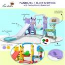Labeille – Panda 5 in 1 Slide & Swing Grow Activity KC523 L