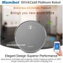 Mamibot – EXVAC660 Platinum Robot Vacuum Cleaner