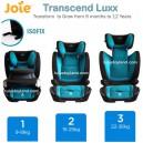 Joie – Meet Trancend Luxx Car Seat