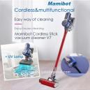 Mamibot - Cordless Stick V7 Vacuum Cleaner